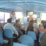 Boat golfito to puerto jimenez