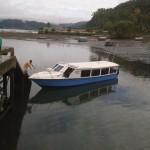 bote entre golfito y puerto jimenez