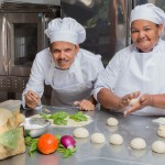 Cooks at Playa Cativo Lodge